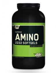 Optimum Nutrition Amino 2222 - 300 дражета