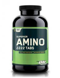 Optimum Nutrition Amino 2222 - 160 таблетки