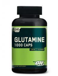 Glutamine 1000 mg - 240 капсули
