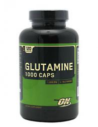 Glutamine 1000 mg - 120 капсули