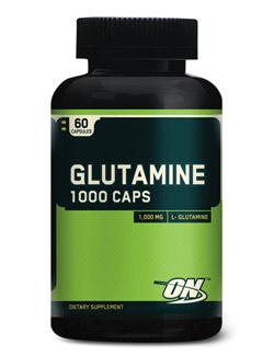 Glutamine 1000 mg - 60 капсули