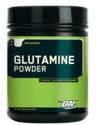Optimum Nutrition Glutamine powder 1000гр.
