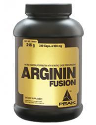 Peak Arginin Fusion (Vasobolan) 900мг. 240 капсули