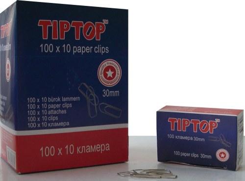 Кламери 30mm с триъгълен връх  Tip Top