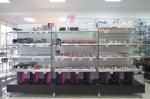търговско обзавеждане за козметични магазини