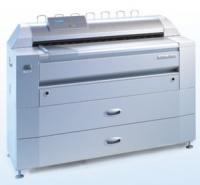 Широкоформатна копирна машина