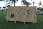 Къщичка за деца от дърво