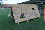 Детски къщички от дърво
