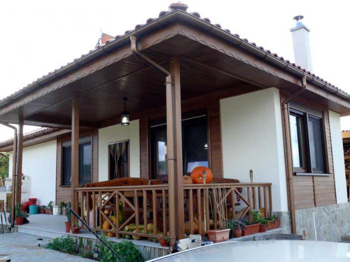 Сглобяеми къщи европейски тип