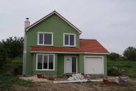 Изграждане на къщи с дървена конструкция