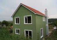 Къщи с дървена конструкция