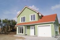 Строителство на къщи с дървена конструкция