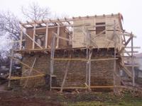 Изграждане на възрожденски къщи