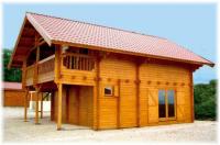 Сглобяеми дървени къщи