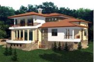 Триетажна къща 303 м2