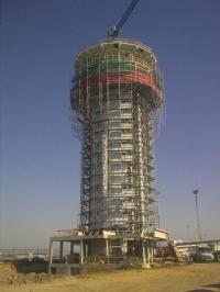 Метална кула за въздушно движение