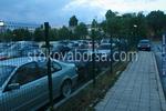 изработка на метални огради за паркинги по поръчка