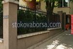 изграждане на зидани метални огради