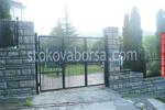 дворни врати от метал по поръчка
