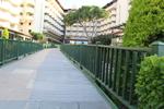 изработка на дървени парапети за мостове