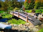 градински мост по поръчка 287-3253