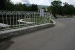 изработка на парапети за мостове от ковано желязо по поръчка