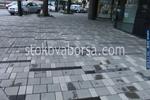 поставяне на дизайнерски плочки от бетон