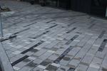 поставяне на бетонни дизайнерски плочки