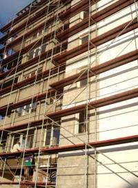 Полистирол бетонни балкони