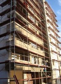 Стена полистирол бетонна