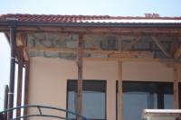 Конструкция от полистирол бетон