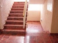 Стълбище мрамор от бетон