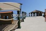 дървени огради за плаж