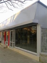 Стъклени фасади за заведения