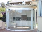 сгъваеми системи от стъкло