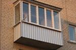 остъклен балкон по поръчка
