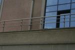 поръчков иноксов парапет за тераси