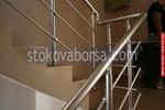 Изработка на алуминиеви парапети за стълбища