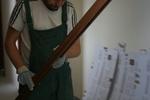 монтаж по поръчка на дървен парапет за балкони
