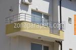 балконски метални парапети по поръчка