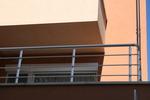 алуминиеви парапети за тераси по поръчка