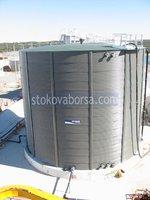 фирма за сглобяеми резервоари за индустриални цели