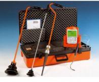 Газ детектор за локализиране на течове