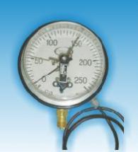 Електроконтактни манометри Ф160