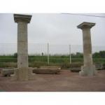 колона от камък по поръчка