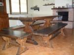 Дървени маси за механи, изработени по поръчка
