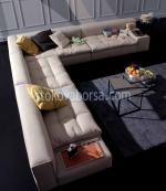 големи ъглови луксозни дивани