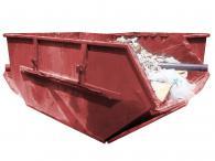 Металeн контейнер за промишлени отпадъци 4 m3