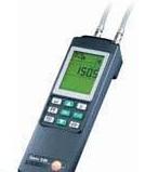 Уреди за диференциално налягане testo 521