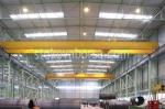 Проектиране и производство на двугредови мостови кранове